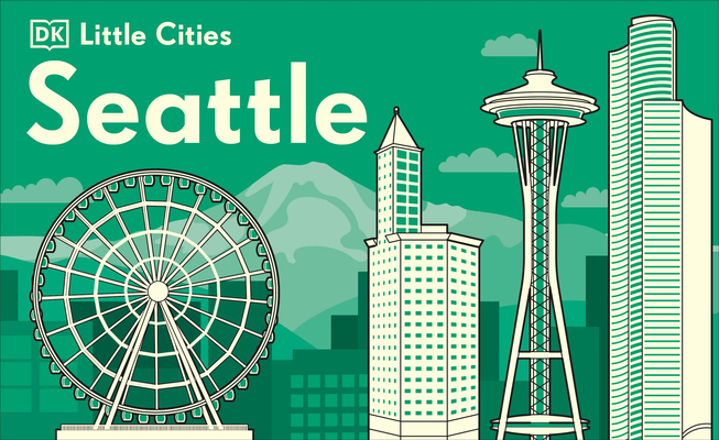 Little Cities Seattle Cover Image