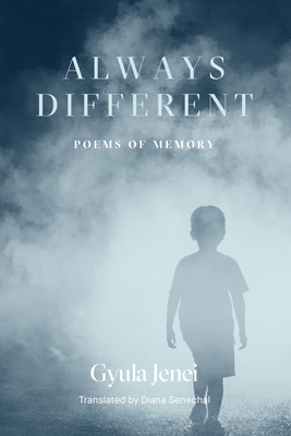 Always Different: Poems of Memory Cover Image