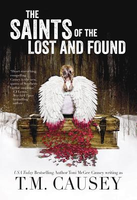 The Saints of the Lost and Found Cover