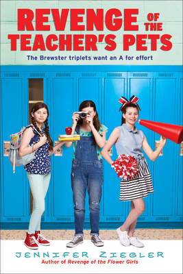 Revenge of the Teacher's Pets Cover Image