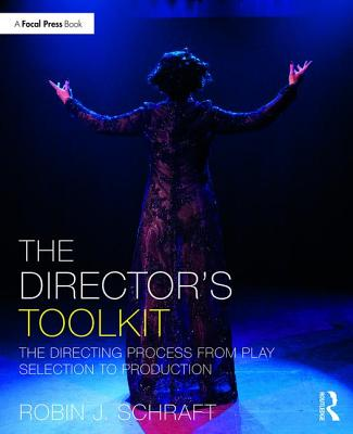 The Director's Toolkit (Focal Press Toolkit) Cover Image
