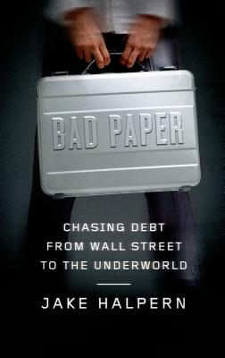 Bad Paper Cover