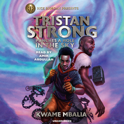 Tristan Strong Punches A Hole In The Sky Cover Image