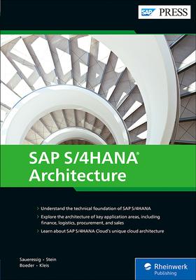 SAP S/4hana Architecture Cover Image