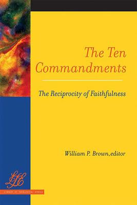 The Ten Commandments Cover