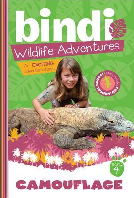 Camouflage: A Bindi Irwin Adventure (Bindi's Wildlife Adventures #4) Cover Image