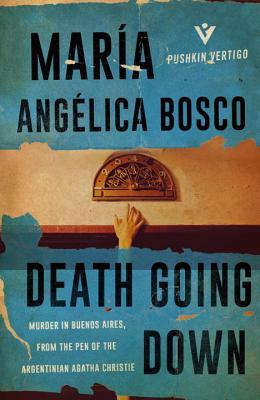 Death Going Down (Pushkin Vertigo #18) Cover Image