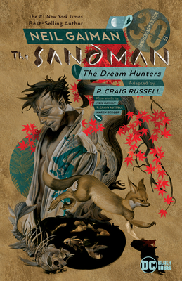 Sandman: Dream Hunters 30th Anniversary Edition (P. Craig Russell) Cover Image