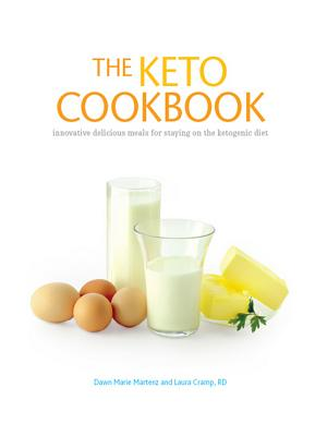 The Keto Cookbook Cover