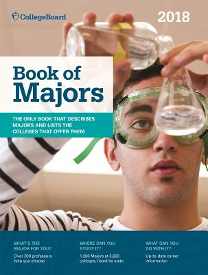 Book of Majors 2018 Cover Image