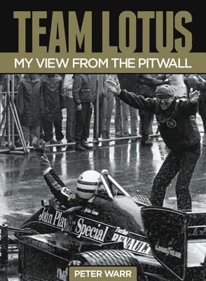 Team Lotus: My View from the Pit Wall Cover Image