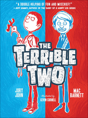 The Terrible Two Cover Image