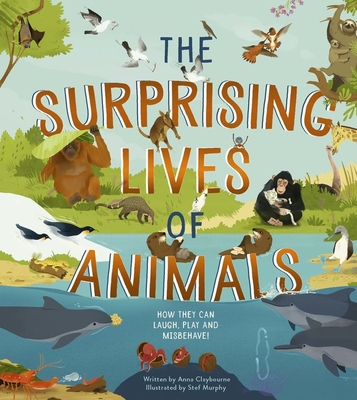 Cover for The Surprising Lives of Animals
