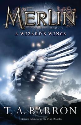 The Wizard's Wings: Book 5 (Merlin Saga #5) Cover Image