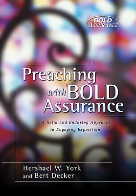 Preaching with Bold Assurance Cover