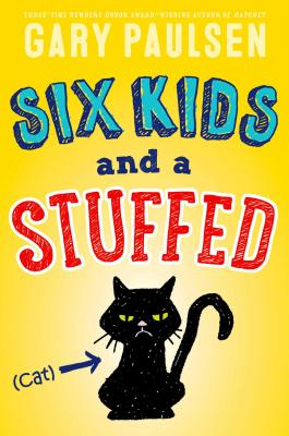 Cover for Six Kids and a Stuffed Cat