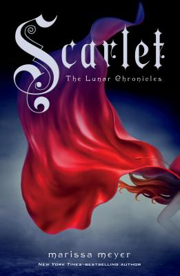 Cover for Scarlet (Lunar Chronicles #2)