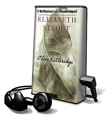 Olive Kitteridge [With Headphones] (Playaway Adult Fiction) Cover Image