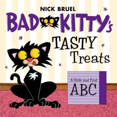 Cover for Bad Kitty's Tasty Treats
