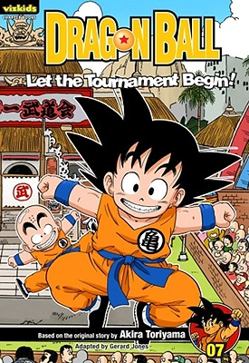 Dragon Ball: Chapter Book, Vol. 07 cover image