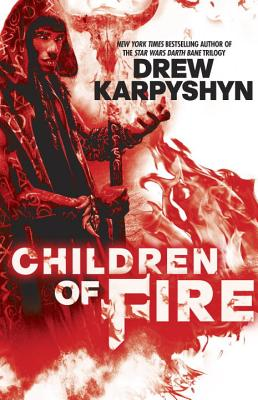 Children of Fire Cover