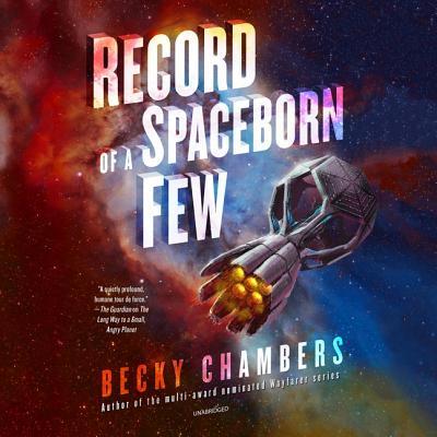 Record of a Spaceborn Few Lib/E Cover Image