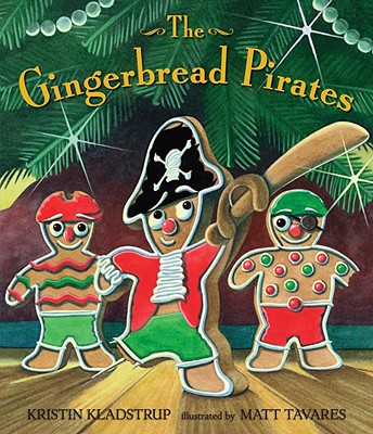 The Gingerbread Pirates Cover