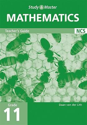 Study and Master Mathematics Grade 11 Teacher's Guide Cover Image