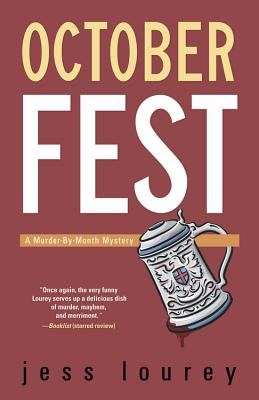 October Fest (Murder-By-Month Mysteries #6) Cover Image
