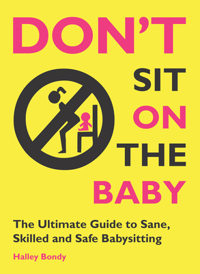 Don't Sit on the Baby! Cover