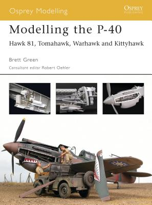 Modelling the P-40 Cover
