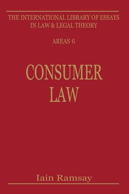 Consumer Law Cover Image