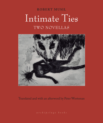 Cover for Intimate Ties