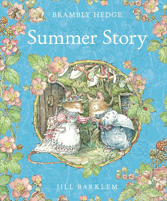 Summer Story (Brambly Hedge) Cover Image