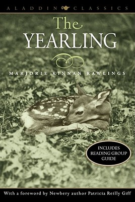 The Yearling (Aladdin Classics) Cover Image