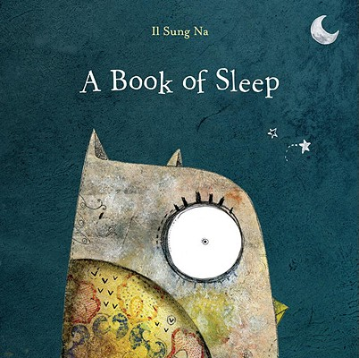A Book of Sleep Cover