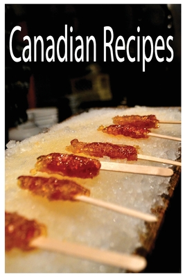 Canadian Recipes Cover Image