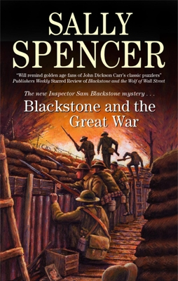 Blackstone and the Great War Cover
