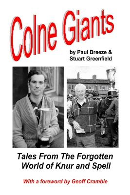Colne Giants: Tales From The Forgotten World Of Knur And Spell Cover Image