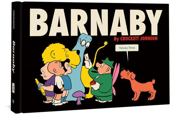 Barnaby Volume Three Cover Image