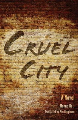 Cruel City Cover
