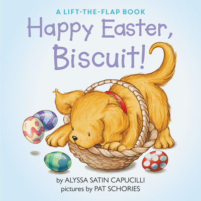 Happy Easter, Biscuit!: A Lift-the-Flap Book Cover Image