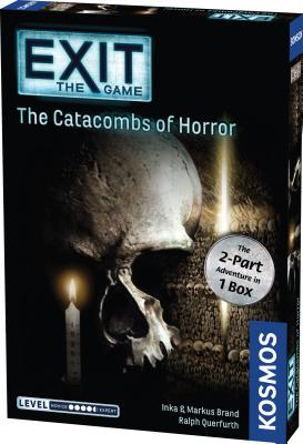 Exit Catacombs of Horror Cover Image