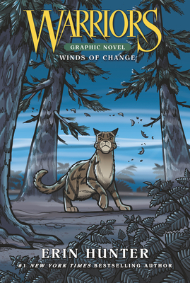 Warriors: Winds of Change (Warriors Graphic Novel) Cover Image