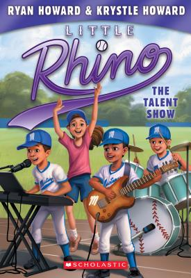 The Talent Show (Little Rhino #4) Cover Image