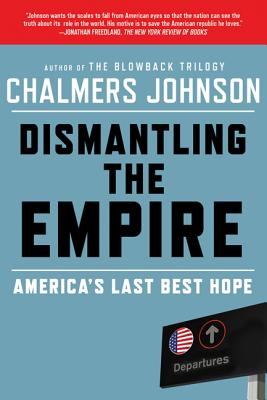 Dismantling the Empire Cover