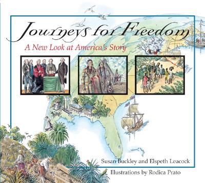 Journeys for Freedom Cover
