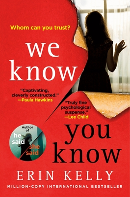 We Know You Know: A Novel Cover Image