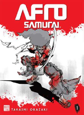 Cover for Afro Samurai Vol 1
