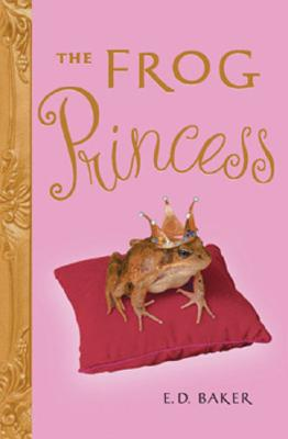 The Frog Princess Cover Image